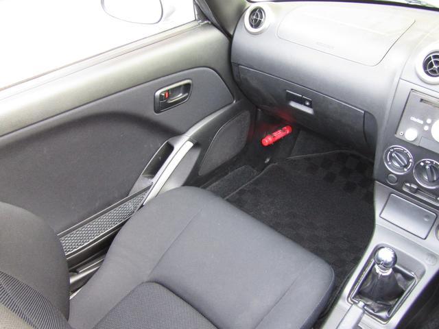 アクティブトップ 5速マニュアル キーレス 社外CDデッキ 社外アルミホイール 運転席・助手席エアバッグ パワーステアリング パワーウインドウ ABS(3枚目)