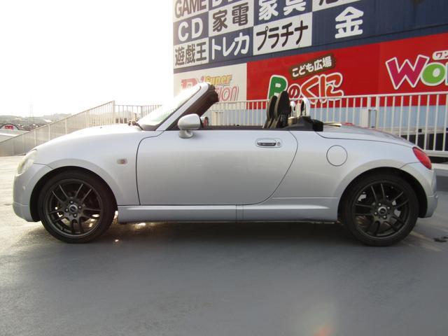 アクティブトップ 5速マニュアル キーレス 社外CDデッキ 社外アルミホイール 運転席・助手席エアバッグ パワーステアリング パワーウインドウ ABS(24枚目)