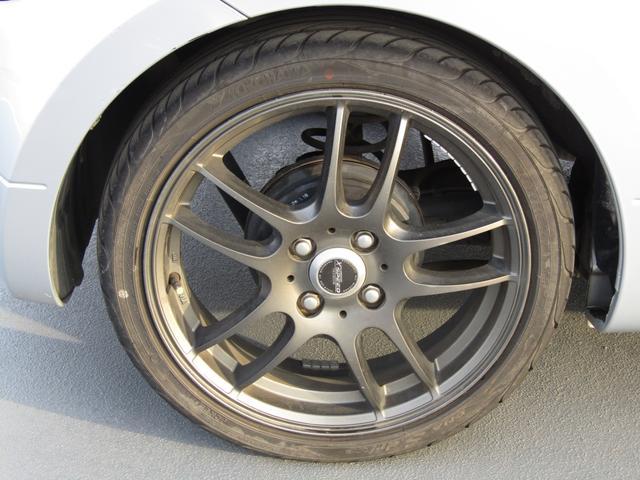 アクティブトップ 5速マニュアル キーレス 社外CDデッキ 社外アルミホイール 運転席・助手席エアバッグ パワーステアリング パワーウインドウ ABS(47枚目)