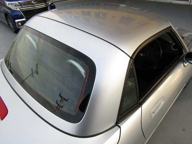 アクティブトップ 5速マニュアル キーレス 社外CDデッキ 社外アルミホイール 運転席・助手席エアバッグ パワーステアリング パワーウインドウ ABS(57枚目)