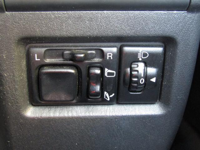 クロスアドベンチャーXC 4WD ターボ キーレス 社外メモリーナビ ワンセグ シートヒーター ETC 電動格納サイドミラー ウインカーミラー ヘッドライトレベライザー フォグランプ パワーウインドウ(33枚目)