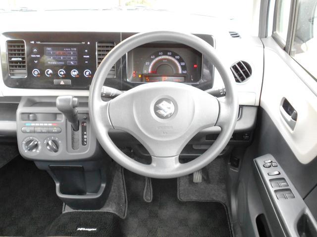 スズキ MRワゴン L キーフリー バックカメラ付オーディオ ETC
