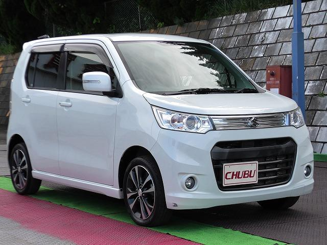 「スズキ」「ワゴンRスティングレー」「コンパクトカー」「埼玉県」の中古車11