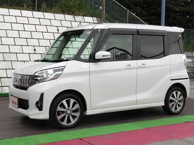 「三菱」「eKスペースカスタム」「コンパクトカー」「埼玉県」の中古車2