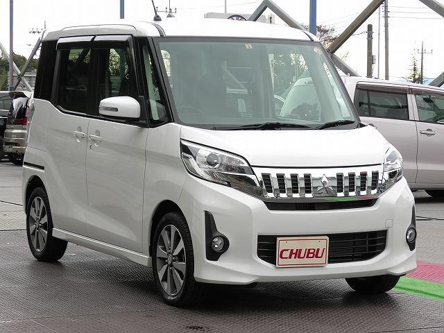 「三菱」「eKスペースカスタム」「コンパクトカー」「埼玉県」の中古車11