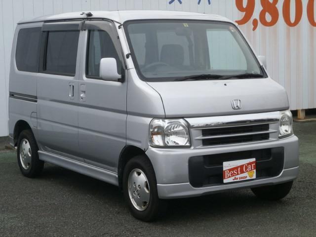 ホンダ バモス L マニュアル5速 キーレス