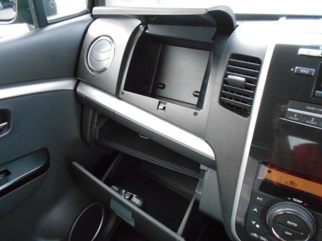 スズキ ワゴンRスティングレー X ワンオーナー キーフリー
