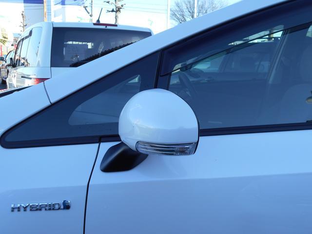 ドアミラーウィンカーがスタイリッシュです!他車からの認知性も高くなります!