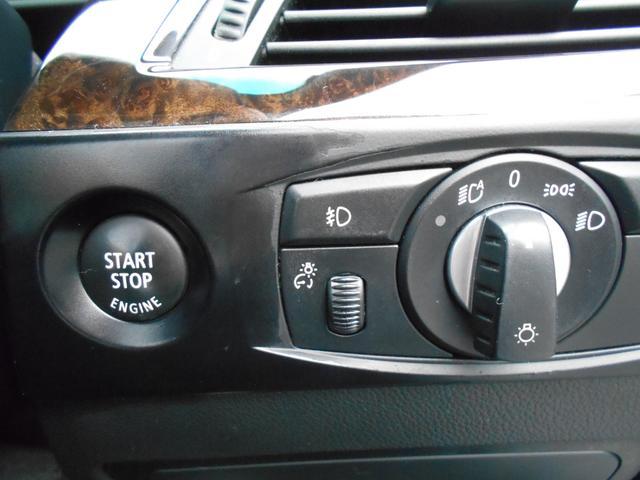 エンジンスタートはプッシュボタン!簡単始動です!