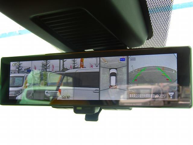 X ツートーンインテリアエディション プロパイロット スマートミラー LEDヘッドライト アラウンドビューモニター エマージェンシーブレーキ 純正ナビ(5枚目)
