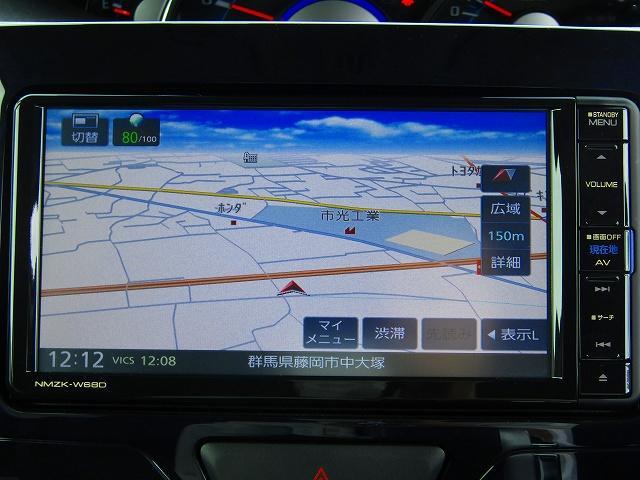 カスタムRS トップエディションSAIII 純正メモリーナビ バックカメラ 両側パワースライドドア ドライブレコーダー ETC Bluetooth ハーフレザーシート LEDヘッドライト 運転席シートヒーター(4枚目)