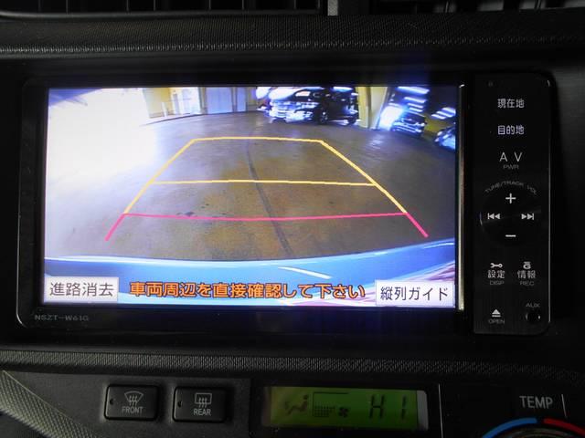 トヨタ アクア G LEDライト SDナビTV バックモニタ-