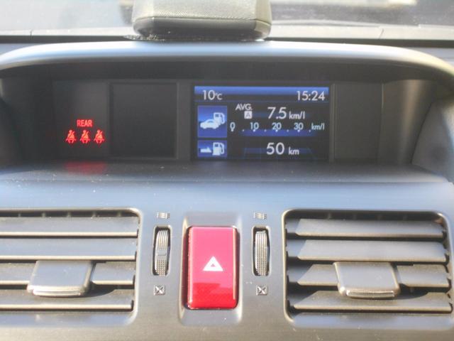 スバル インプレッサスポーツ 2.0i-S 社外HDDナビ クルコン HID ハーフレザー
