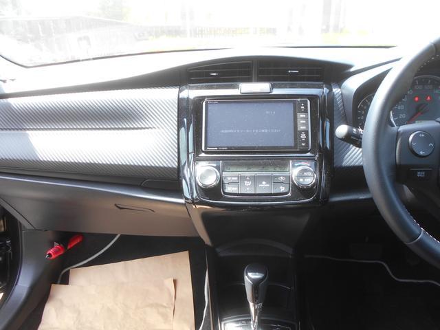 トヨタ カローラフィールダー 1.5G エアロツアラー・ダブルバイビー 純正SDナビ