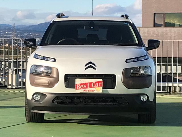 「シトロエン」「シトロエン C4 カクタス」「SUV・クロカン」「群馬県」の中古車2