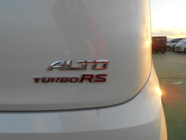「スズキ」「アルトターボRS」「軽自動車」「群馬県」の中古車42