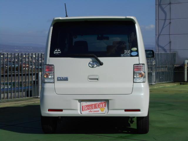 「トヨタ」「ピクシススペース」「コンパクトカー」「群馬県」の中古車7