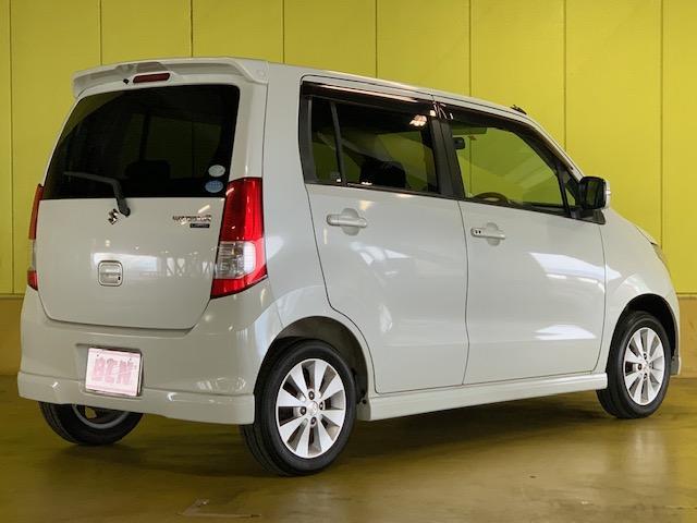 「スズキ」「ワゴンR」「コンパクトカー」「群馬県」の中古車6