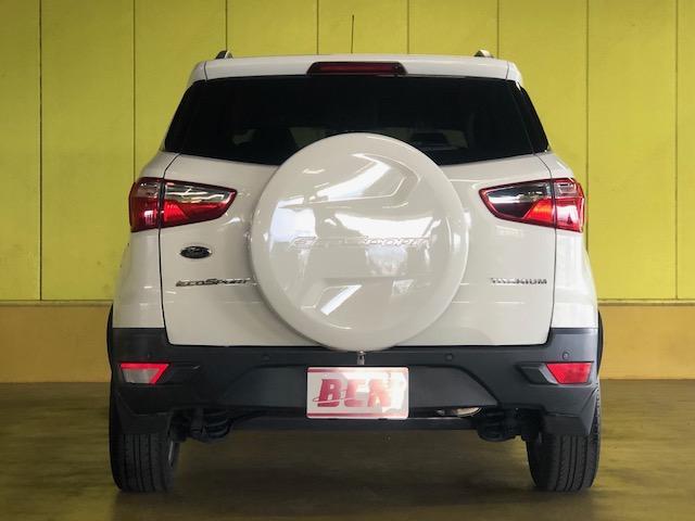 「フォード」「エコスポーツ」「SUV・クロカン」「群馬県」の中古車7