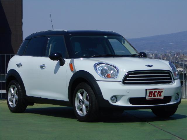 「MINI」「MINI」「SUV・クロカン」「群馬県」の中古車3