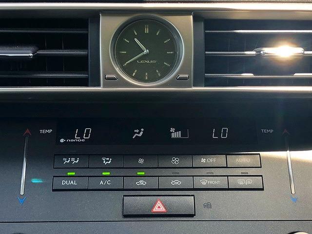 IS300h 純正ナビ フルセグTV ビルトインETC LEDヘッドライト&フォグライト パワーシート パドルシフト クルーズコントロール シートヒーター 純正17インチAW(21枚目)