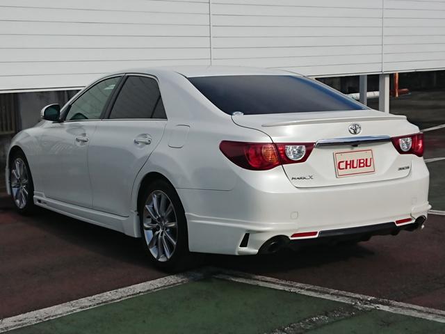 「トヨタ」「マークX」「セダン」「群馬県」の中古車7