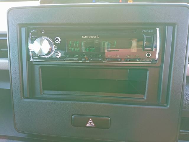 ハイブリッドFX 純正CDデッキ キーレスキー ETC シートヒーター アイドリングストップ ハイブリッド(20枚目)