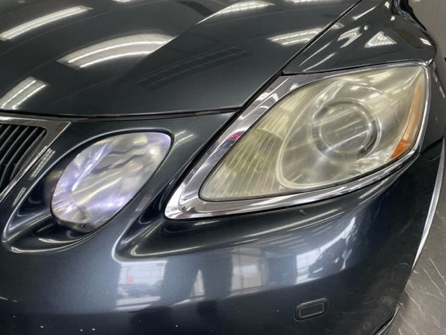 レクサス GS GS430 MAVERICK19AW 4本出マフラー 車高調