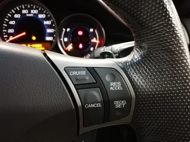 ユーロS 4WD 半革シート 純正HDDナビ オートクルーズ(15枚目)