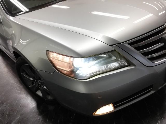 ユーロS 4WD 半革シート 純正HDDナビ オートクルーズ(18枚目)