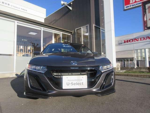 「ホンダ」「S660」「オープンカー」「栃木県」の中古車8