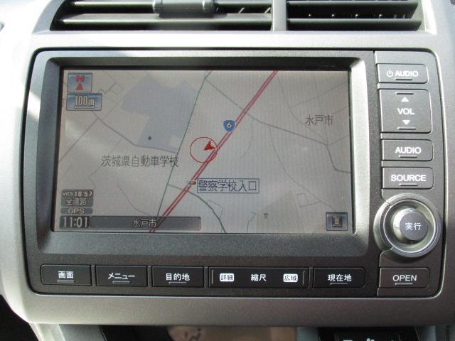 ホンダ ストリーム X HDDナビエディション