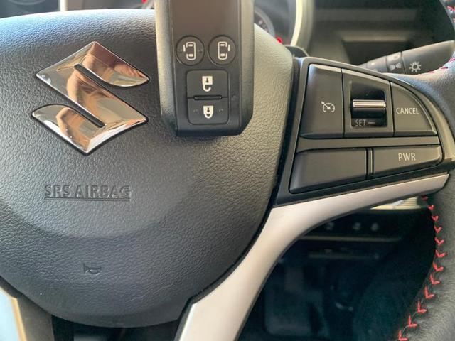 ハイブリッドXSターボ 純正 8インチ メモリーナビ/両側電動スライドドア/シート ハーフレザー/ヘッドランプ LED/ETC/EBD付ABS/横滑り防止装置/アイドリングストップ/クルーズコントロール/TV 全周囲カメラ(13枚目)