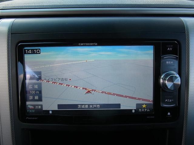 トヨタ アルファード 240S カロナビ Bカメ フルセグTV 左後パワスラ