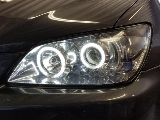 RS200 フルエアロ イカリングヘッドライト 車高調(3枚目)
