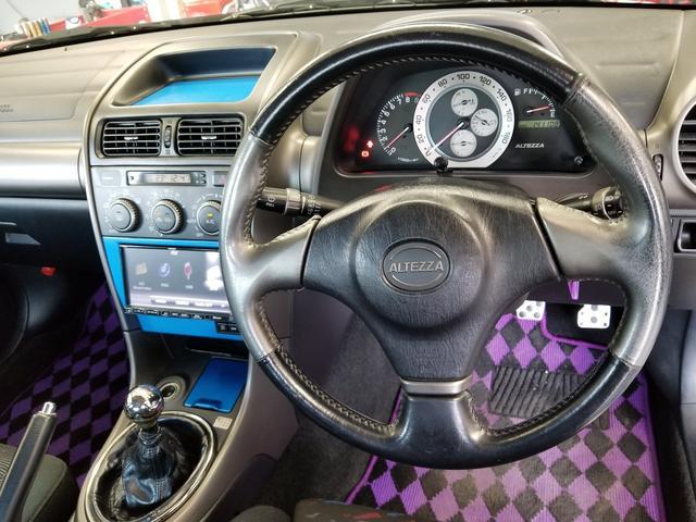 RS200 フルエアロ イカリングヘッドライト 車高調(10枚目)
