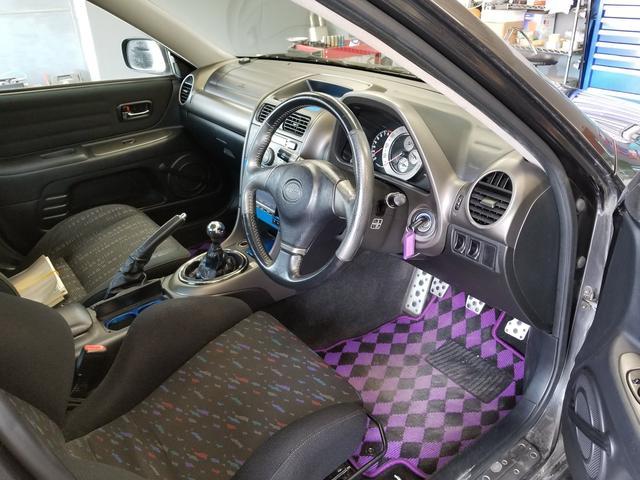RS200 フルエアロ イカリングヘッドライト 車高調(11枚目)