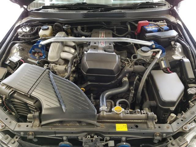 RS200 フルエアロ イカリングヘッドライト 車高調(18枚目)