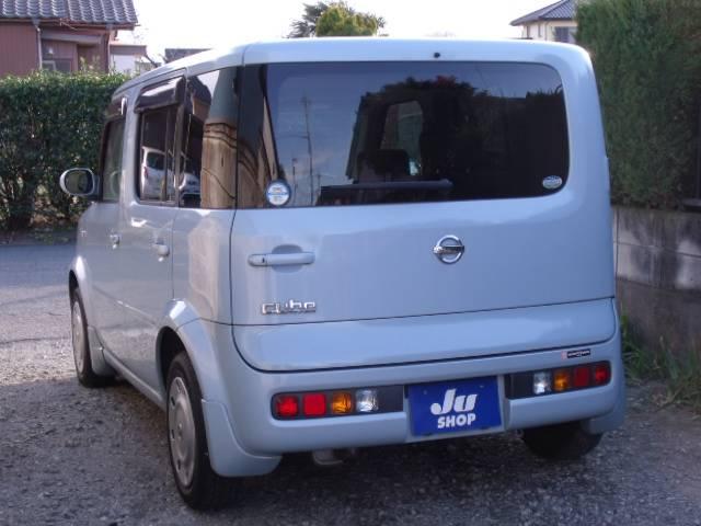 日産 キューブ SX 70th-II プラズマクラスターイオンエアコン付