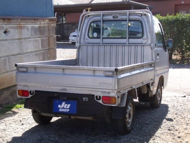 スバル サンバートラック TC フルタイム4WD オートマ エアコン パワステ エアB