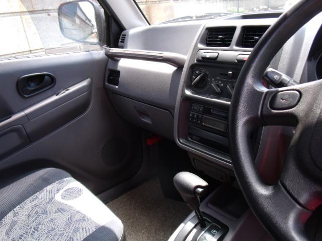 三菱 パジェロミニ VR-IIターボ パートタイム4WD デューク仕様 キーレス
