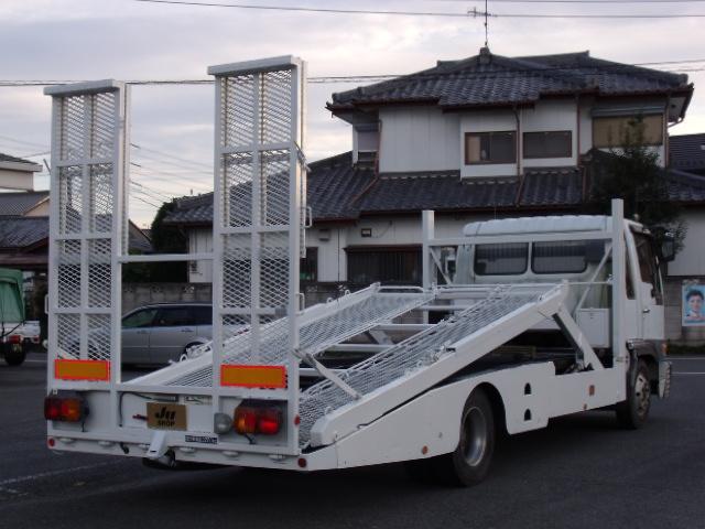 ハイグレード 2台積積載車 キャリアカー 花見台ビッグII(4枚目)