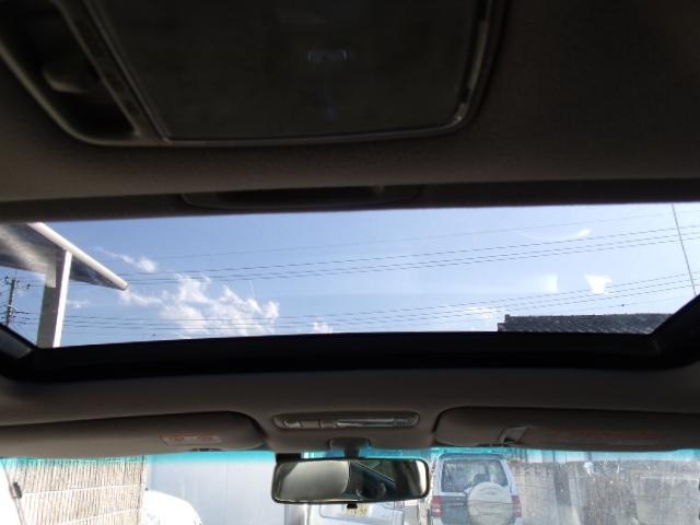 グランデiR-V 1JZターボ JIC車高調 ブリッツ前置きインタークーラー KTSアルミサクションパイプ ワンオフデュアルマフラー ブリッツエアクリーナー 後期ヘッドライト タイベル交換済 サンルーフ ブースト計(13枚目)