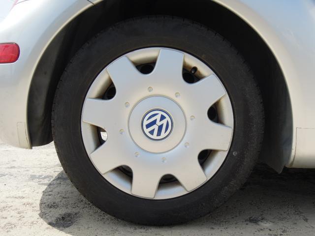 フォルクスワーゲン VW ニュービートル ベースグレード  ディーラー車