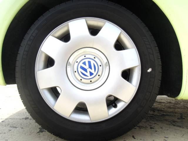フォルクスワーゲン VW ニュービートル パステル ディーラー車 鑑定書付