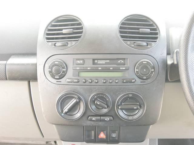 フォルクスワーゲン VW ニュービートル パステル 限定カラー ディーラー車