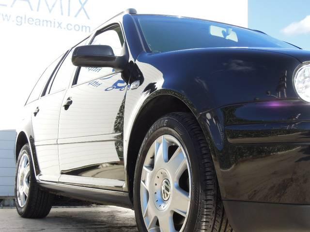 フォルクスワーゲン VW ゴルフワゴン GLi 黒革シートディーラー車
