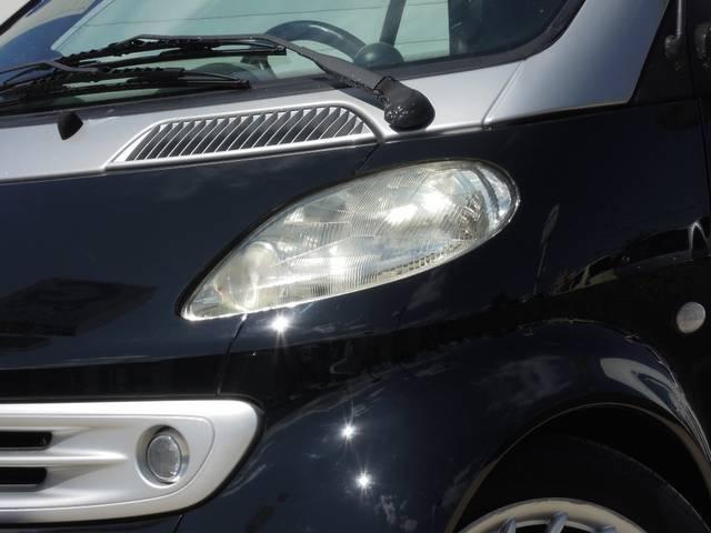 スマート スマート クーペ ベースグレード ガラスルーフ ディーラー車