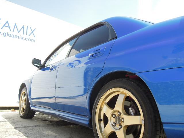 WRX 2003V-LTD HDDナビ Tベル交換済1年保証(14枚目)