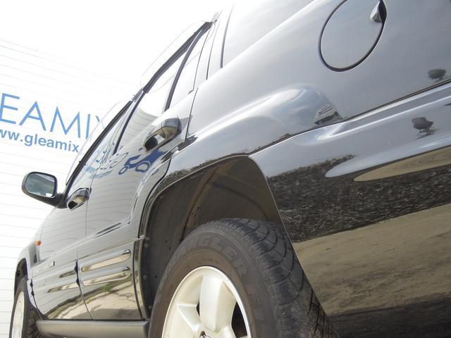 クライスラー・ジープ クライスラージープ グランドチェロキー リミテッド 4WD 黒革シート ディーラー車 1年保証